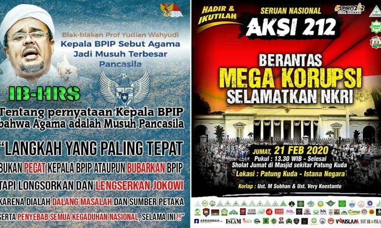 Sepamflet dengan FPI dan GNPF, PP Muhammadiyah Geram Logonya Dicatut