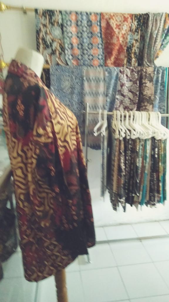 [COC Regional : Kebudayaan] Ayo, Main ke Griya Batik Sidomulyo, Banyubiru di Ngawi!