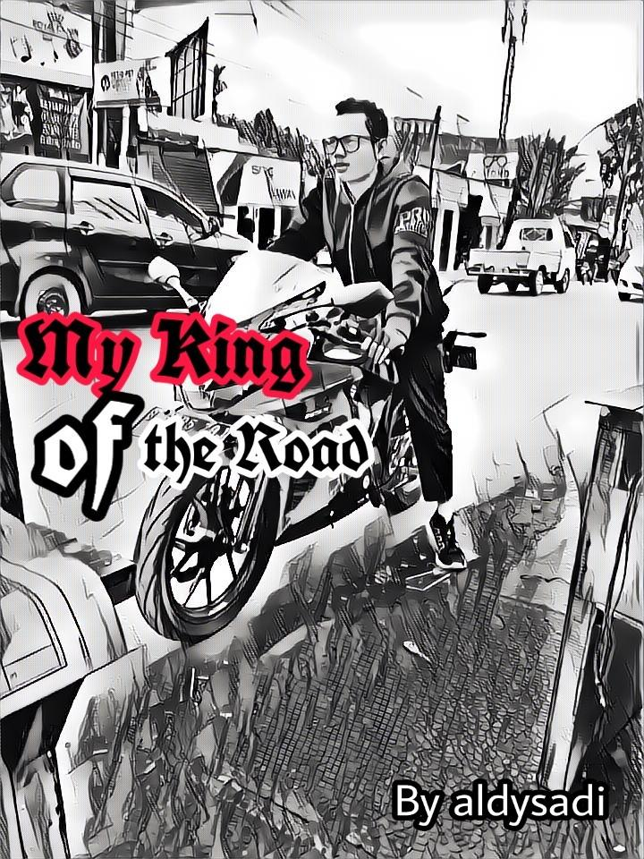 [LOVE LETTER 4]My King of the Road