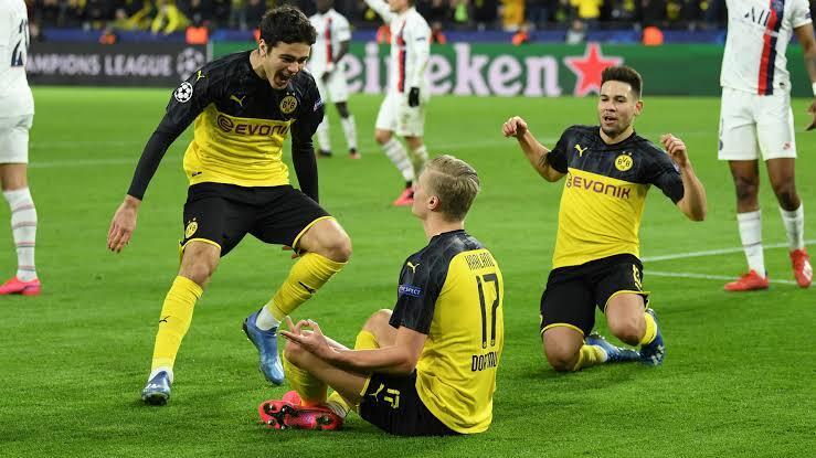 4 Fakta Unik Pertandingan Leg Pertama Dortmund Vs PSG