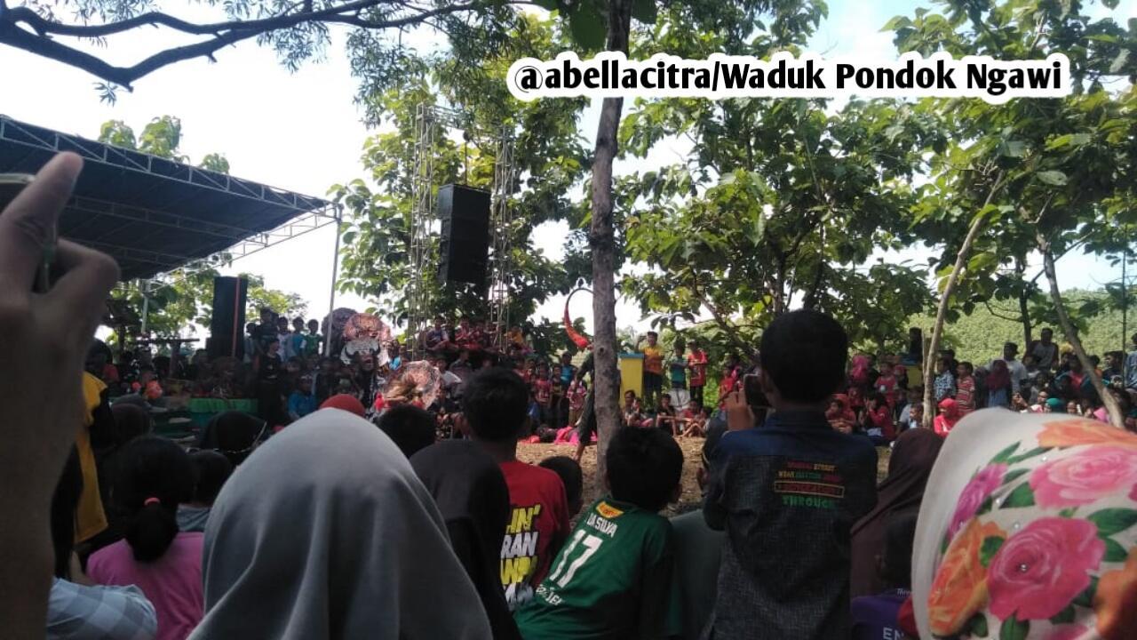 [COC Regional: Lokasi Wisata] Waduk Pondok dan Pasar Pondok Pahing Ngawi Nge-hits