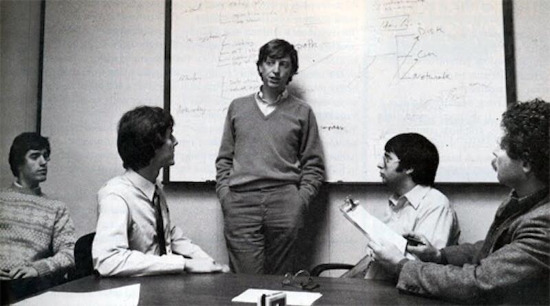 Kalau Bill Gates Bisa, Kamu Juga Harus Bisa Dong!