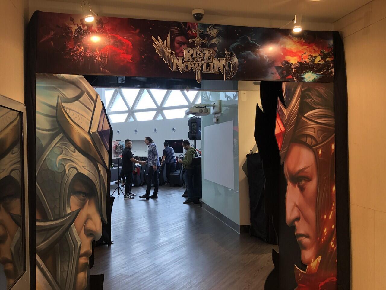"""Menawarkan banyak Fitur: Game """"Rise of Nowlin"""" Resmi hadir di Indonesia!"""