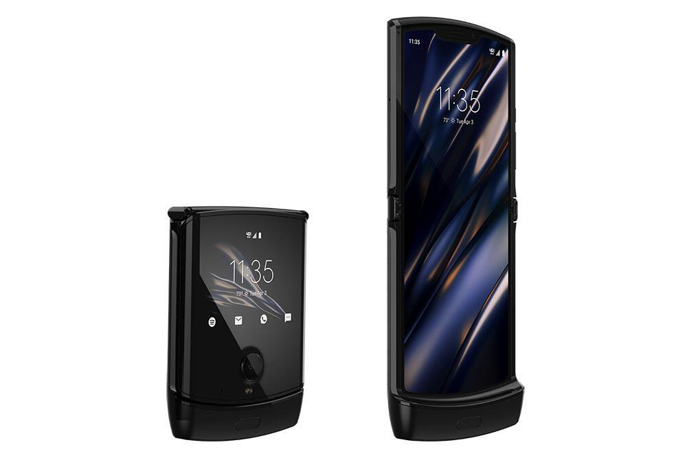 Motorola Dikabarkan Sedang Menyiapkan Razr Versi 5G