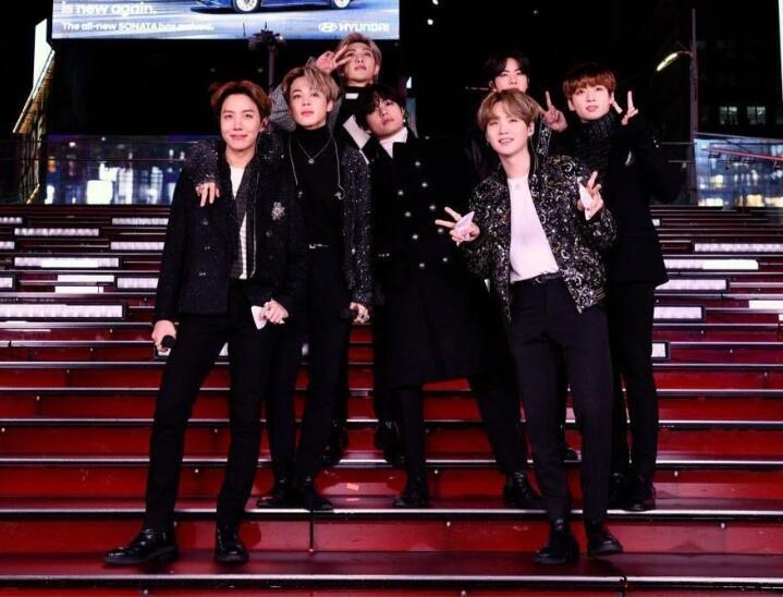 BTS Suarakan Kesehatan Mental Lewat Lagu 'Magic Shop'