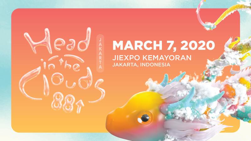 Video Cover Berhadiah Tiket Head in the Clouds Jakarta