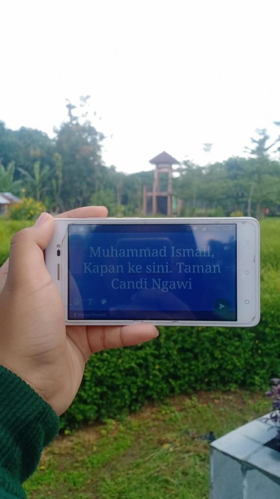 [Love Letter 4] Tanda Kasih Dari Ngawi Untukmu di Palangkaraya, Muhammad Ismail