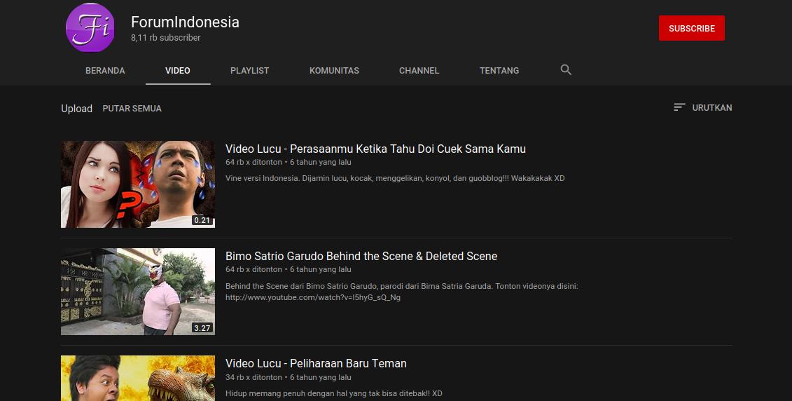 7 Channel YouTube Tara Arts yang Mungkin Kalian Suka
