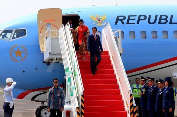 Sewa Pesawat, Istana Sebut Bisa Pilih Negara Transit yang Aman dari Corona