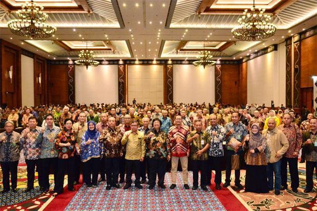 Gerap Cepat Sosialisasi RUU Cipta Kerja, Menteri Siti Kumpulkan LHK Pusat-Daerah