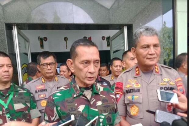 Usut Penyerangan Mapolsek Pahae Jae, Pangdam dan Kapolda Kirim Tim Investigasi