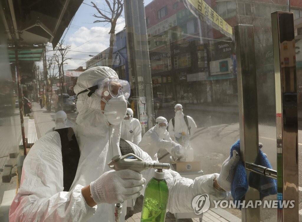 Kasus COVID-19 di Korea Selatan Terus Meroket