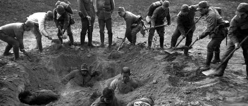 Ini Beberapa Bukti Otentik Betapa Sadisnya Perang Dunia I dan II Dalam Sejarah