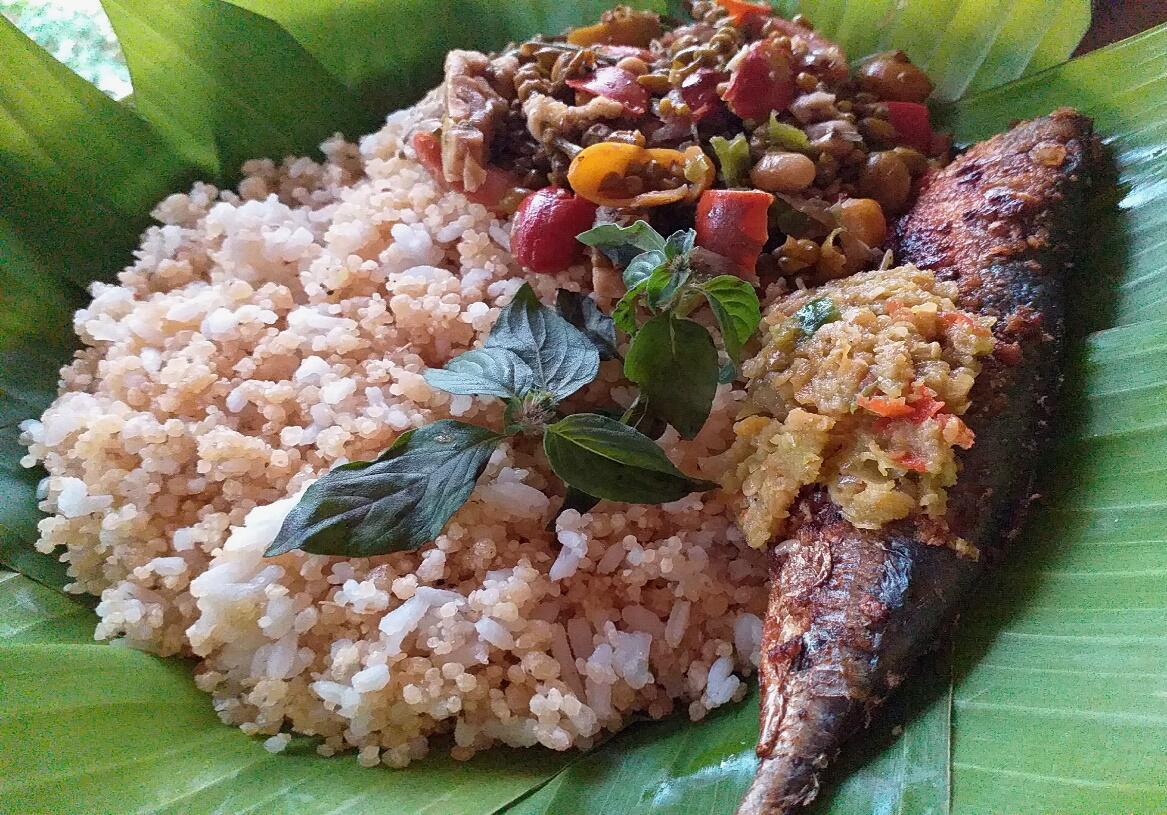 [COC Regional : Makanan Tradisional] Thiwul The Legend Food of Pacitan