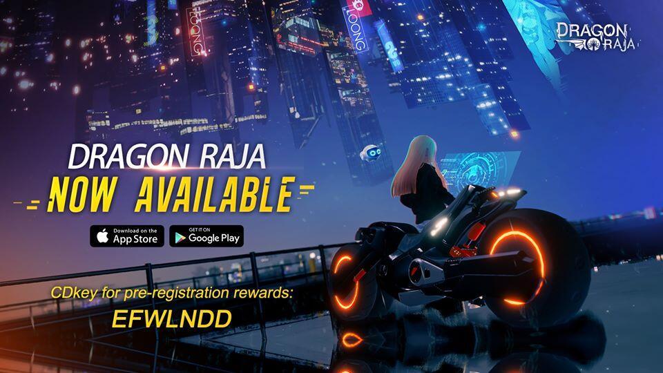 Dragon RAJA - Global Version
