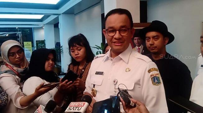 Anies Pecat Kadis Perumahan, Alasannya: Rumah DP 0 Rupiah Tidak Laku