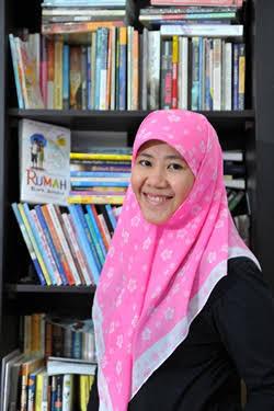 Asma Nadia, Penulis Inspirasi Semua Generasi