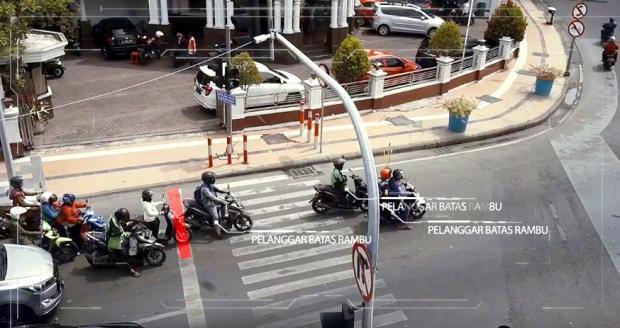 Menjaga Keamanan Kota Surabaya melalui Kamera Face Recognition