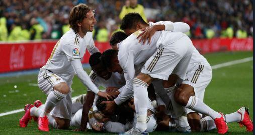 Gasak Barcelona 2-0, El Clasico Milik Real Madrid!