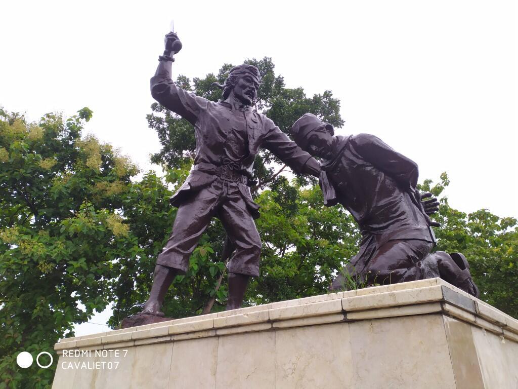 [COC Regional - Lokasi Wisata] Monumen Kresek, Mesin Waktu Keganasan PKI Tahun 1948