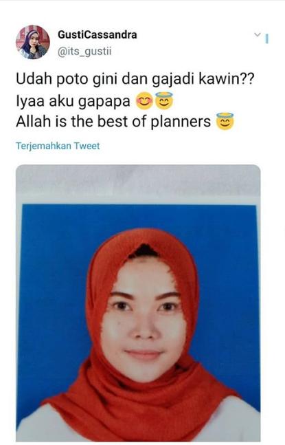 Viral Curhatan Wanita Gagal Menikah 2 Kali, Padahal Sudah Foto Buku Nikah! Kenapa Ya?