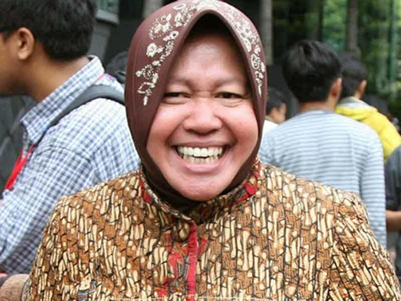 Keberanian ibu Risma menjadi pemacu semangat kaum hawa!