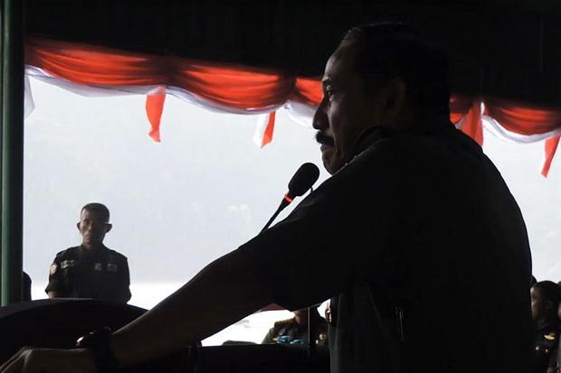 Keraton Agung Sejagat Muncul di Rapat Pimpinan TNI