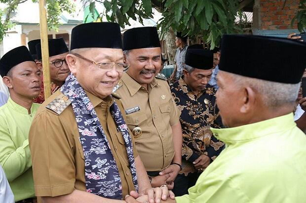 Cek Endra Dapat Kepercayaan Besar dari Masyarakat untuk Pimpin Jambi