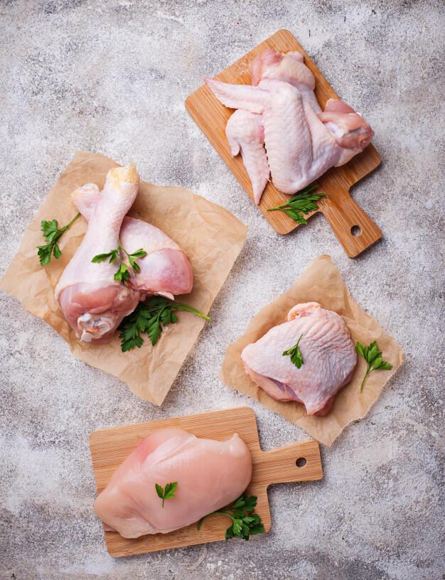 4 Ciri Karkas Ayam Berkualitas