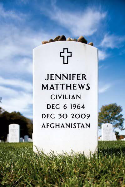 Sekelumit Kisah Jennifer Matthews, Berperang Melawan Teroris Tanpa Rasa Takut