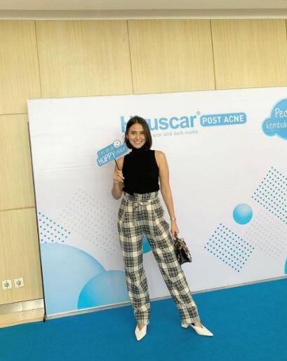 9 Inspirasi OOTD Aliyah Faizah, Pemeran Lola di Tukang Ojek Pengkolan