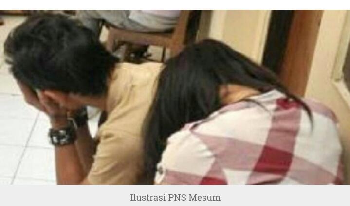 Oknum Pejabat Dinas Pendidikan Lombok Tengah Kepergok 'Kencani' Janda