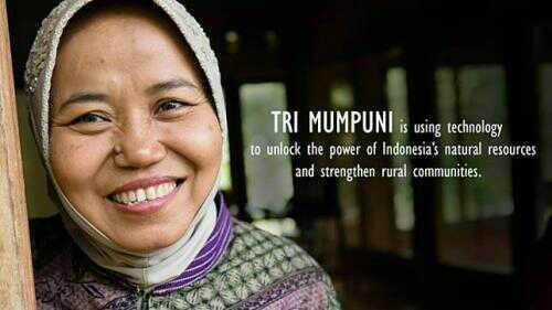 Sosok Tri Mumpuni sebagai Pahlawan Penerang Desa