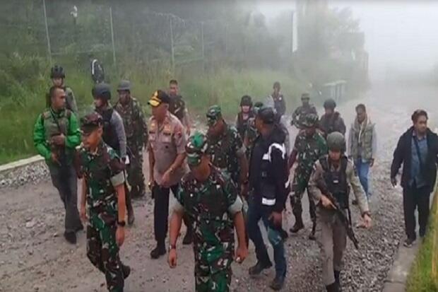 OPM Teror Warga Tembagapura, 900 Orang Mengungsi Pakai Bus Anti Peluru ke Kota Timika