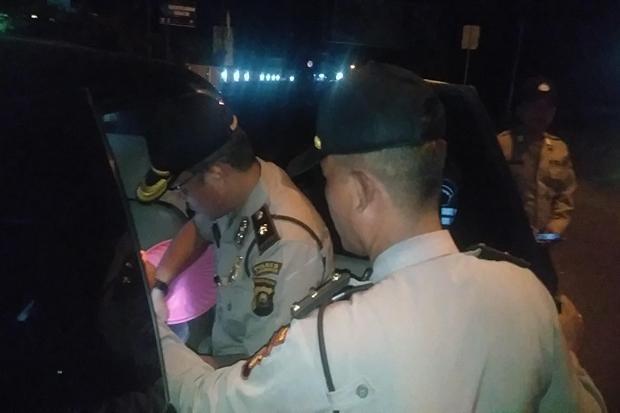Langgar Lalin, Puluhan Pengendara Terjaring Razia Polres OKI