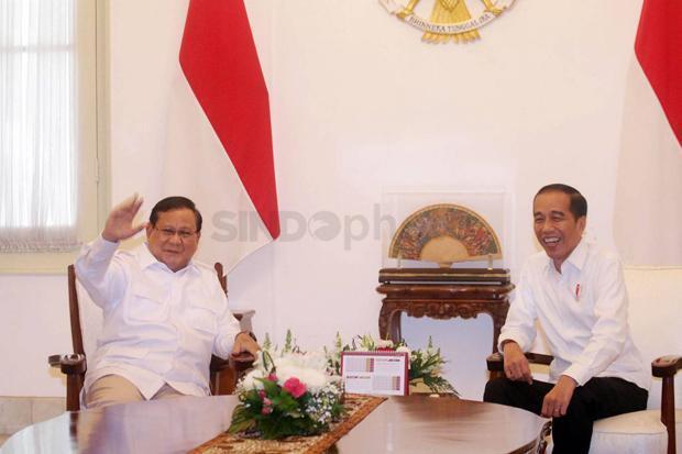 Survei Medsos, Prabowo Ketua Umum Parpol Paling Populer