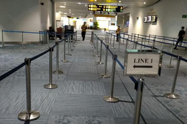 Bandara Soekarno-Hatta Siapkan Jalur Khusus Penumpang 4 Negara Terkena Corona