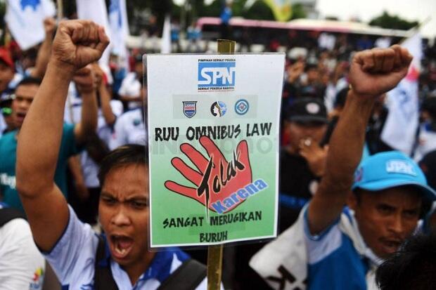 Polemik Omnibus Law, Ini Komentar Pakar dan Serikat Pekerja