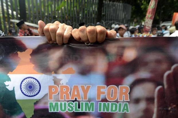 Menag Apresiasi Solidaritas Masyarakat Indonesia untuk Muslim India