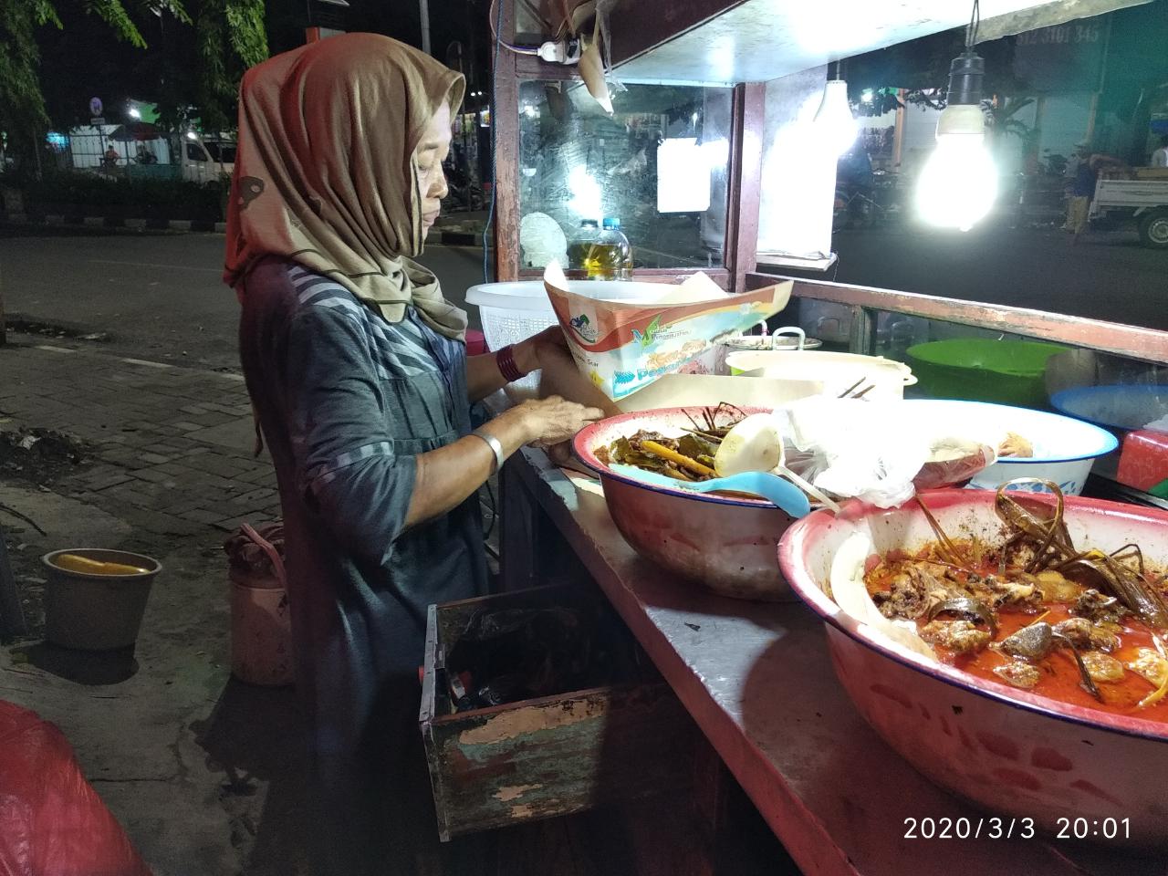 [COC Regional: Makanan Tradisional] Nasi Krawu Gresik Makanan Khas yang Melegenda