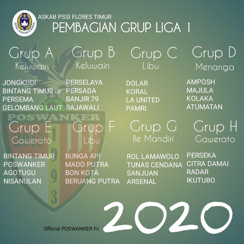Matangkan Persiapan Liga 1 2020, ASKAB PSSI Flotim Gelar Workshop Dan Sosialisasi