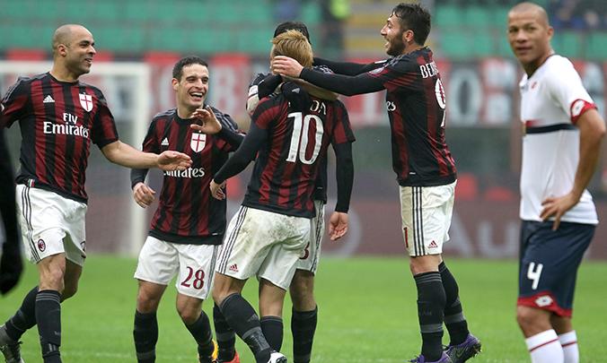 Milan Vs Genioa : Pesta Gol Tanpa Penonton?
