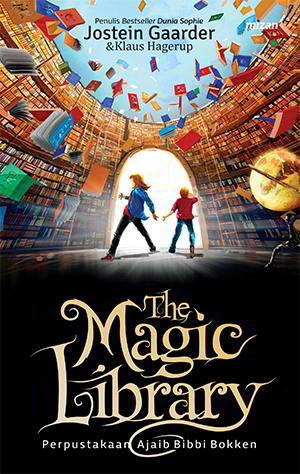 Review Buku: The Magic Library - Perpustakaan Ajaib Bibbi Bokken