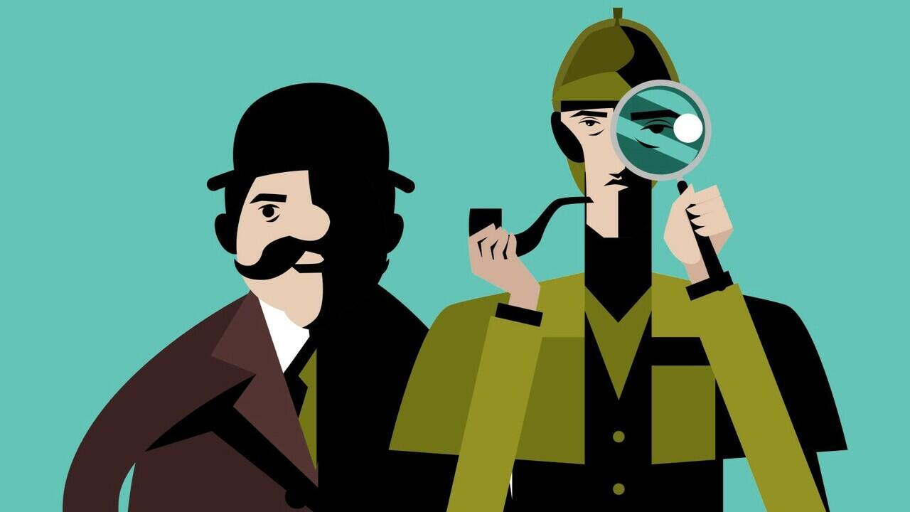 Review Buku: 99 Cara Berpikir Ala Sherlock Holmes
