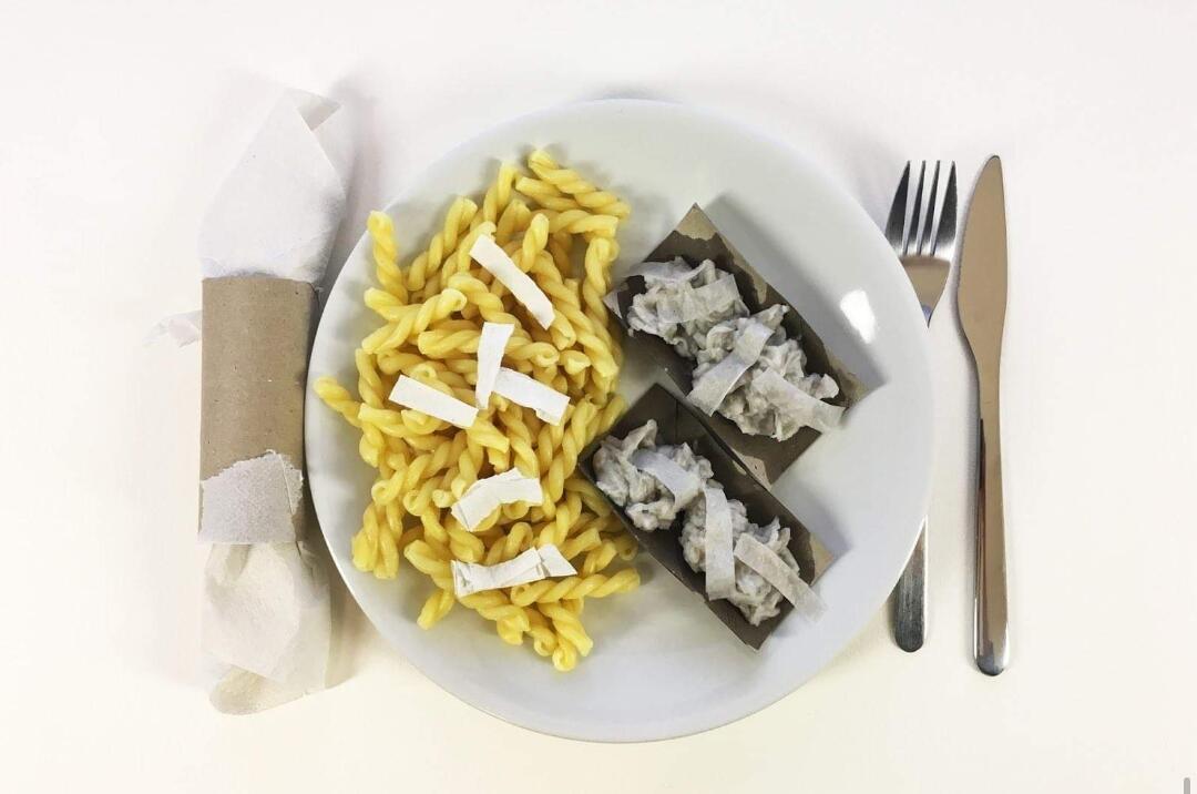 Tisu Toilet Serta Mie Pasta Ludes di Jerman. Chef ala Pastillon Bikin Menu Ini.