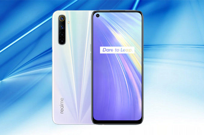 REALME 6 - EXCELLENT FOR BUDGET GAMERS ( Not an Ads )