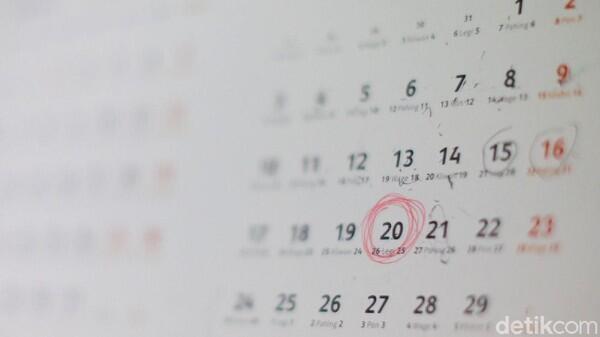 Ini Revisi Hari Libur-Cuti Bersama 2020: Liburnya Nambah 4 Hari!
