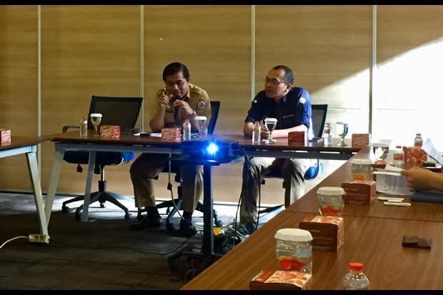 Kunjungi SINDO Media, BNPP Ajak Majukan Wilayah Perbatasan