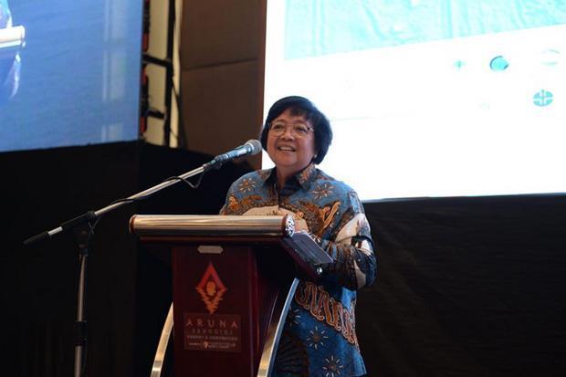 Masalah LHK, Siti Nurbaya Berharap Semua Perangkat Daerah Kompak