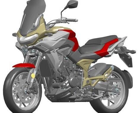 Kalau Bentuk Motor China Seperti Ini, Honda Sama Yamaha Bisa Ditinggalin Deh